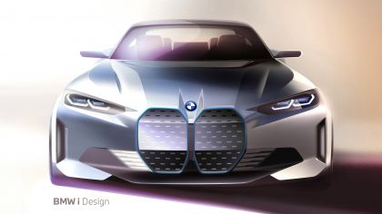 2022 BMW i4 ( G26 ) eDrive40 30