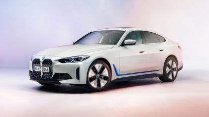 2022 BMW i4 ( G26 ) eDrive40 3