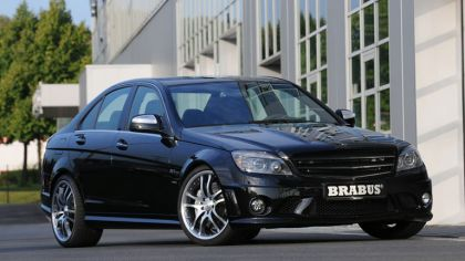 2008 Mercedes-Benz B63 S by Brabus ( based on C63 AMG ) 5