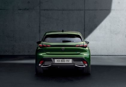 2022 Peugeot 308 Hybrid 19