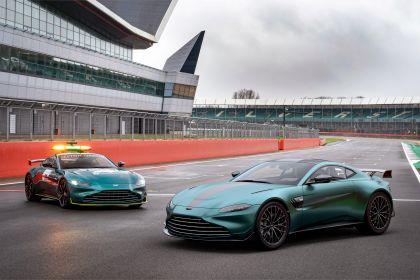 2021 Aston Martin Vantage F1 Edition 1