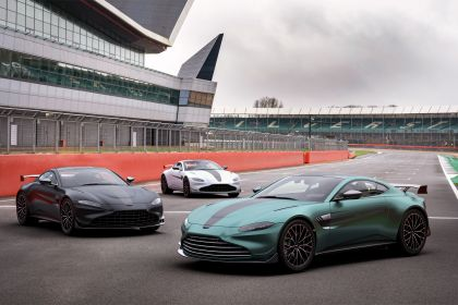 2021 Aston Martin Vantage F1 Edition 8