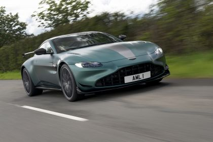 2021 Aston Martin Vantage F1 Edition 17