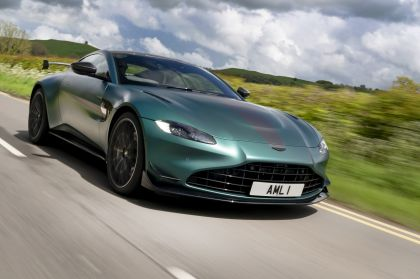 2021 Aston Martin Vantage F1 Edition 31