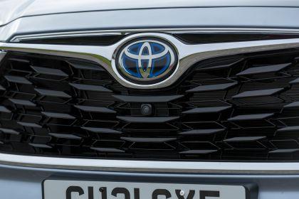 2021 Toyota Highlander hybrid - UK version 33