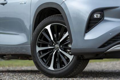 2021 Toyota Highlander hybrid - UK version 35