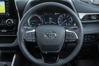 2021 Toyota Highlander hybrid - UK version 45