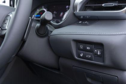 2021 Toyota Highlander hybrid - UK version 46