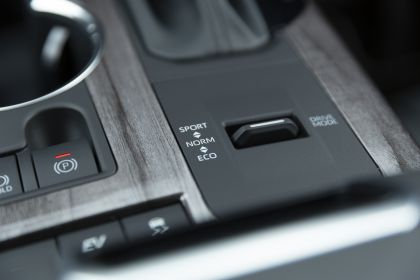 2021 Toyota Highlander hybrid - UK version 49