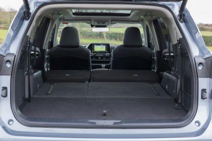 2021 Toyota Highlander hybrid - UK version 64