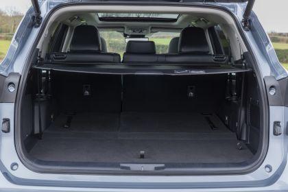2021 Toyota Highlander hybrid - UK version 66
