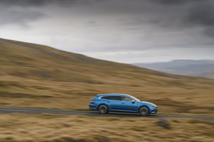 2021 Volkswagen Arteon Shooting Brake Elegance - UK version 5