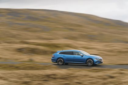 2021 Volkswagen Arteon Shooting Brake Elegance - UK version 7