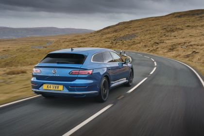 2021 Volkswagen Arteon Shooting Brake Elegance - UK version 21