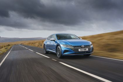 2021 Volkswagen Arteon Shooting Brake Elegance - UK version 30