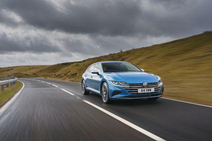 2021 Volkswagen Arteon Shooting Brake Elegance - UK version 36