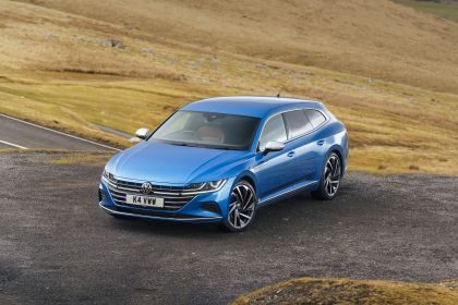 2021 Volkswagen Arteon Shooting Brake Elegance - UK version 40