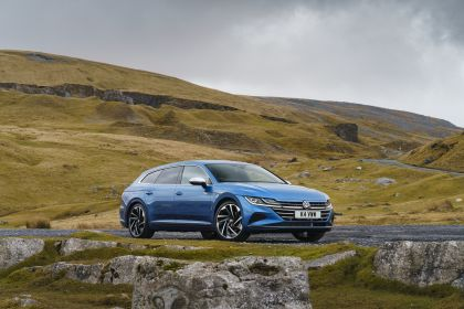 2021 Volkswagen Arteon Shooting Brake Elegance - UK version 42