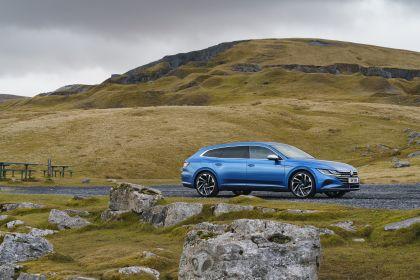 2021 Volkswagen Arteon Shooting Brake Elegance - UK version 43