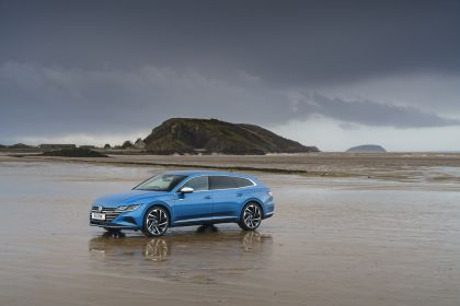 2021 Volkswagen Arteon Shooting Brake Elegance - UK version 53