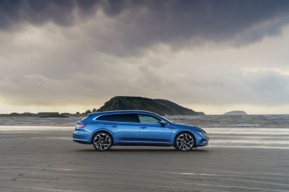 2021 Volkswagen Arteon Shooting Brake Elegance - UK version 61