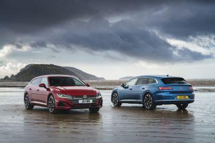 2021 Volkswagen Arteon Shooting Brake Elegance - UK version 66