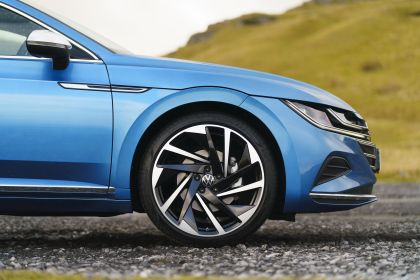 2021 Volkswagen Arteon Shooting Brake Elegance - UK version 68