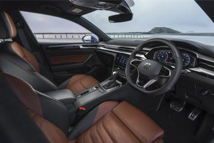 2021 Volkswagen Arteon Shooting Brake Elegance - UK version 72