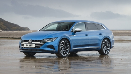 2021 Volkswagen Arteon Shooting Brake Elegance - UK version 4