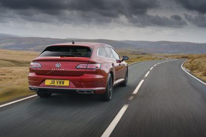 2021 Volkswagen Arteon Shooting Brake R-Line - UK version 9