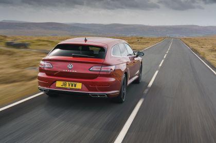 2021 Volkswagen Arteon Shooting Brake R-Line - UK version 10