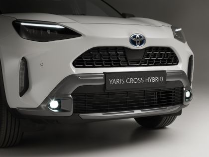 2021 Toyota Yaris Cross Adventure 7