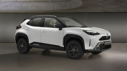 2021 Toyota Yaris Cross Adventure 5