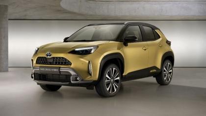 2021 Toyota Yaris Cross Premiere Edition 2