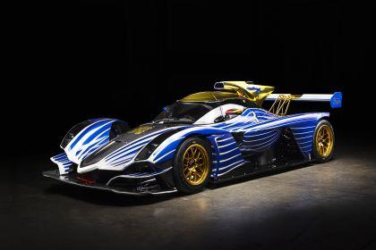 2021 Praga R1 racing by Frank Stephenson 1