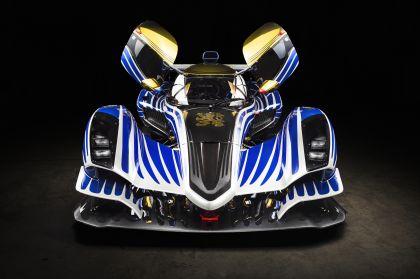 2021 Praga R1 racing by Frank Stephenson 4