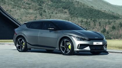 2021 Kia EV6 GT 7