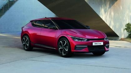 2021 Kia EV6 GT-line 2