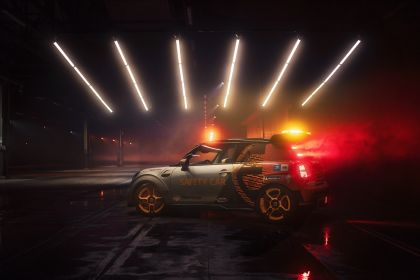 2021 Mini Electric Pacesetter 23