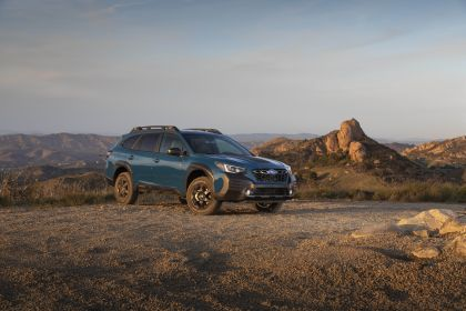 2022 Subaru Outback Wilderness 38
