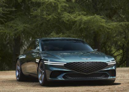 2021 Genesis X Concept 8