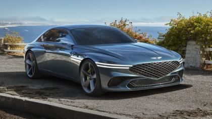 2021 Genesis X Concept 5