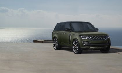2021 Land Rover Range Rover SVAutobiography Ultimate 2