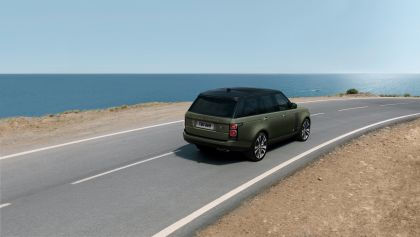 2021 Land Rover Range Rover SVAutobiography Ultimate 5
