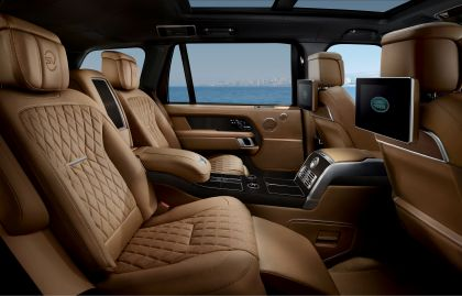 2021 Land Rover Range Rover SVAutobiography Ultimate 9