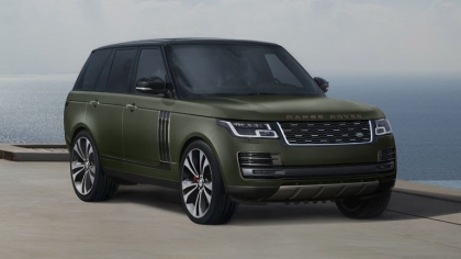 2021 Land Rover Range Rover SVAutobiography Ultimate 3