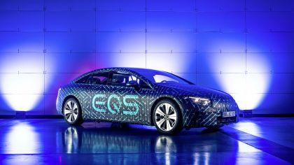 2021 Mercedes-Benz EQS 1
