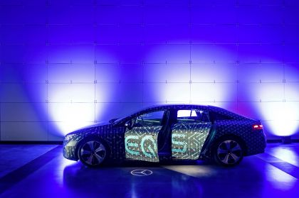 2021 Mercedes-Benz EQS 2