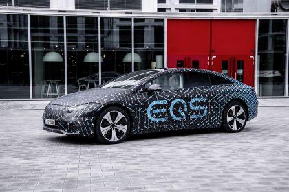 2021 Mercedes-Benz EQS 4