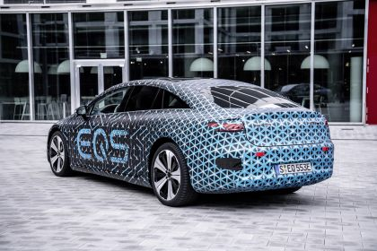 2021 Mercedes-Benz EQS 5